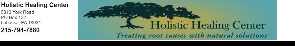 The Holistic Healing Center