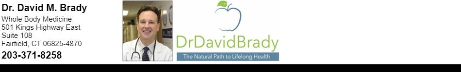 Dr. David M. Brady